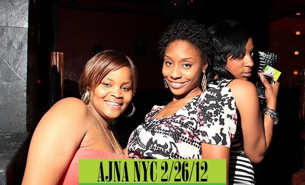 AJNA NYC 2/26/12