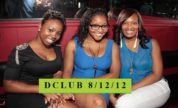 DCLUB 8/12/12